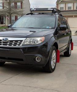 Subaru Forester Driver Side